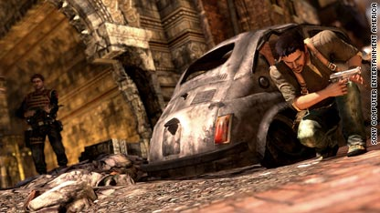 Uncharted 2 wins 2009 Game with the Year