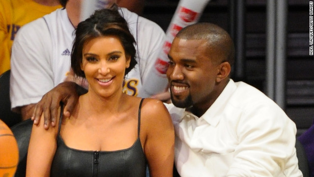 Suspicions that the two were an item were going strong in April 2012 after Kanye